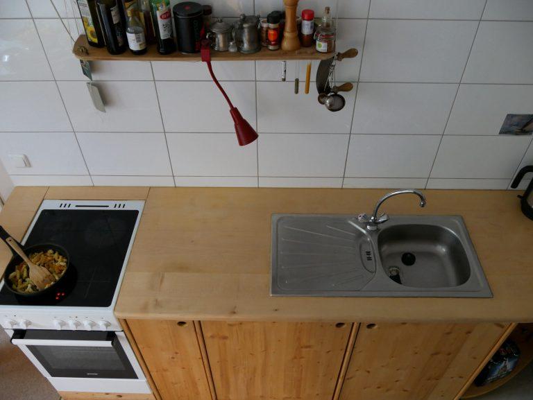 Küche xxx Arbeitsplatte Bild 6